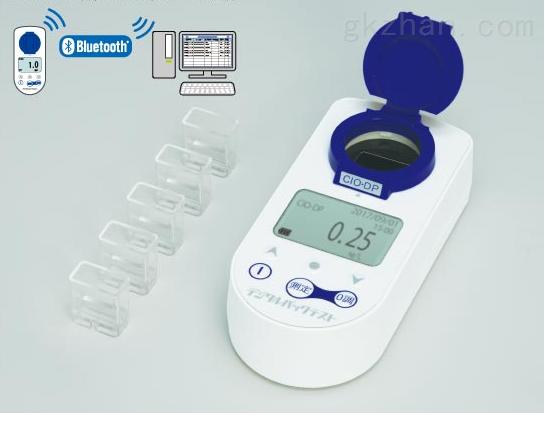 水中六价铬离子含量分析仪