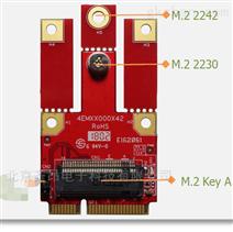 EMXX-0101 mPCIe转M.2 扩充卡