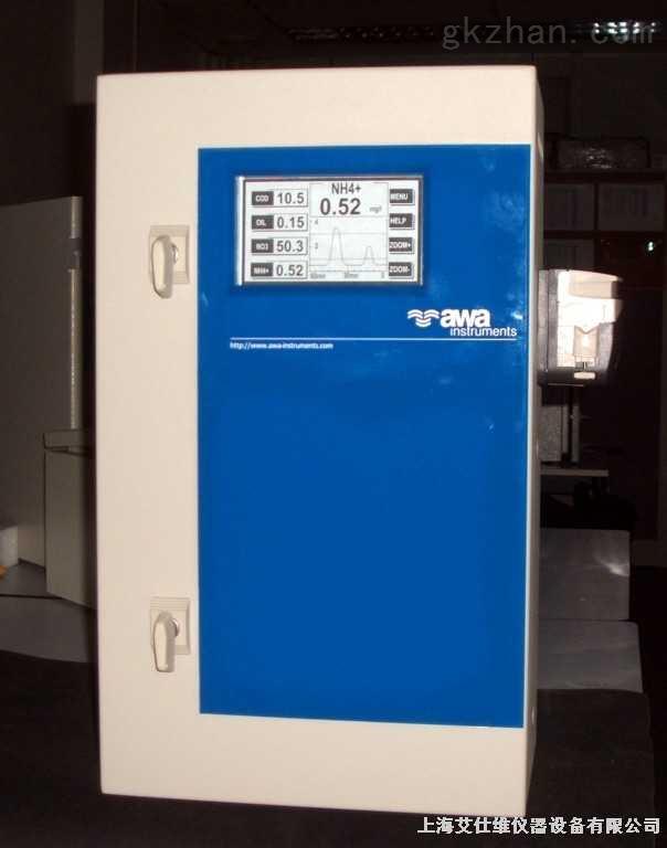 NH4-N氨氮在线监测仪(CX1000-4000系例)