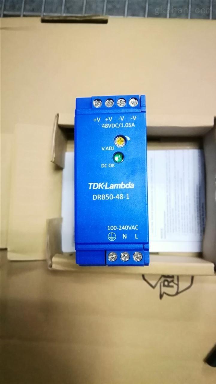 DIN导轨安装电源DRL100-24-1 DRL60-24-1