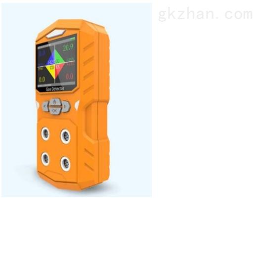 YR彩屏语音款四合一复合气体检测仪