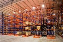 常州定制生产仓储窄巷式货架