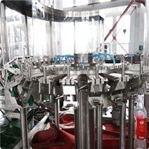 玻璃瓶碳酸饮料灌装生产线设备组成
