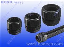 尼龙拧紧式软管直接头 防水型塑料软管接头