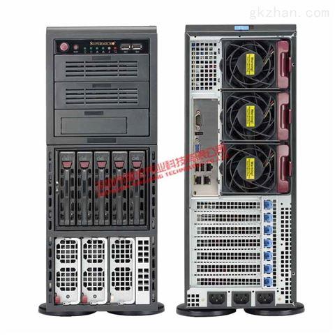 超微8048B-TR4F科学计算工作站服务器