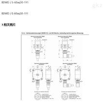 希而科优势价格KLASCHKA BDWD系列液压缸