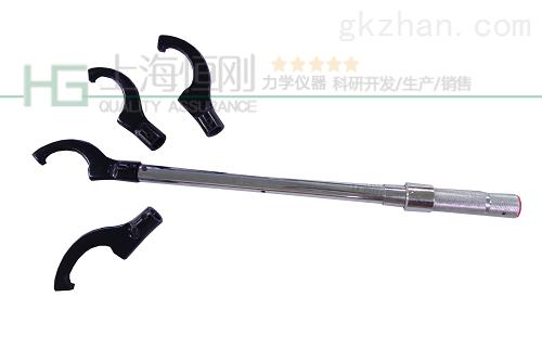 0-6000N.m可调式扭力圆螺母扳手生产供应商