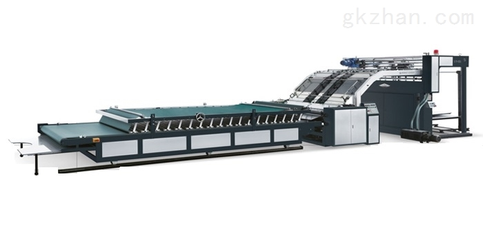 高速全自动裱纸机 覆面机