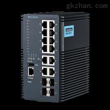 研华网管型智能工业级以太网交换机