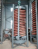 山東烟台供應洗煤泥螺旋溜槽 玻璃钢溜槽厂