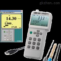 台湾泰仕TES-1381电导计、酸碱度计、氧化还原电位计