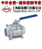 3PC焊接球阀