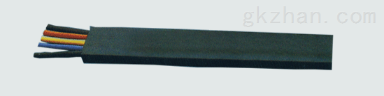 阻燃丁晴复合物扁平软电缆