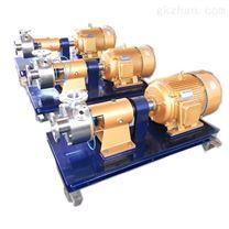 單級管線式乳化機/泵(帶夾套/可對工作腔加熱或冷卻)