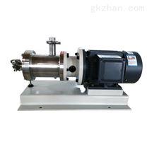 直聯式管線式乳化機