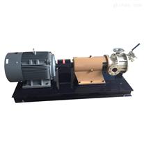 管線式自吸式粉液混合機