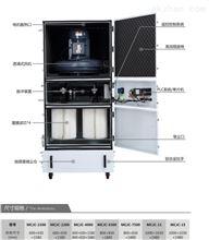 喷砂机专用集尘器 喷砂设备配套除尘器
