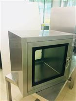 厂家定制304不锈钢双门机械互锁传递窗