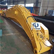 19米挖掘机加长臂 高强度合金板