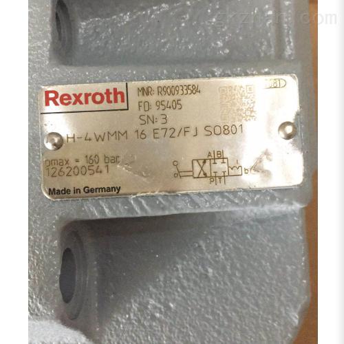 德国REXROTH的流量控制阀的使用要点