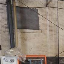 配套钢丝胶管编织机胶管吐芯试压