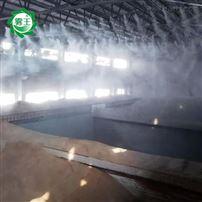 JY-GY01E料场主动喷雾降尘装配