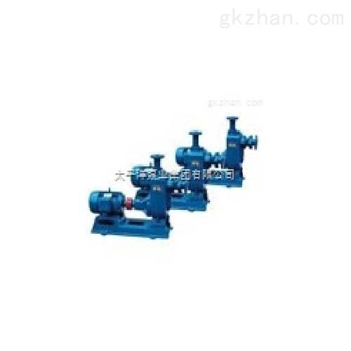 25ZWP8-15不锈钢自吸排污泵