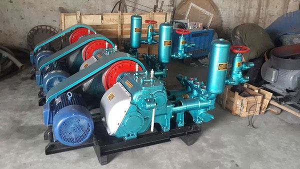 BW200型泥浆泵