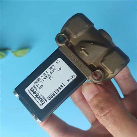 burkert0280电磁阀两通电磁隔膜阀