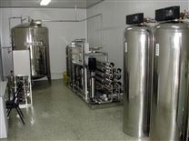 2000L/H全自动型不锈钢二级反渗透纯化水设备