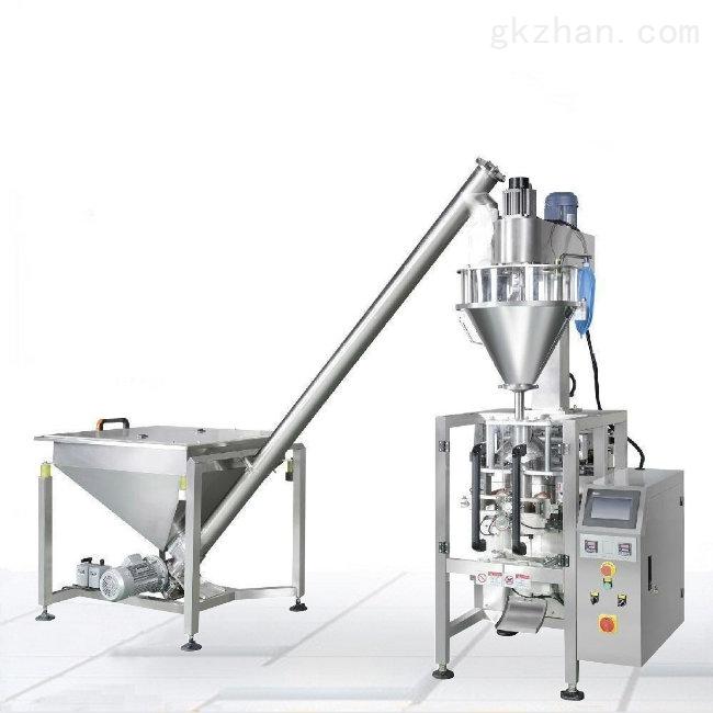 背封式全自动奶茶粉小型定量包装机50克