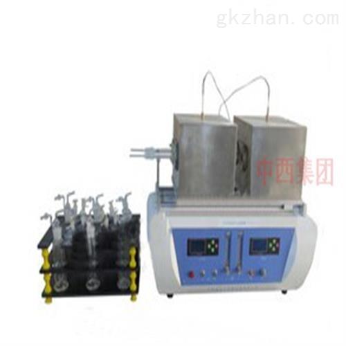 硫磺有机物测定仪 单管 现货