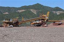 2000-18000t/h排土機