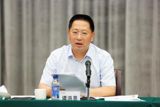 谭洪恩:积极组织好第十八届四川注册送28元体验金电力产业博览会