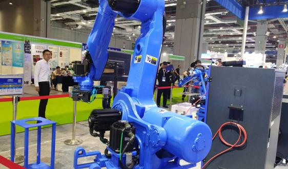 2020年中国工业机器人行业市场现状及发展前景分析