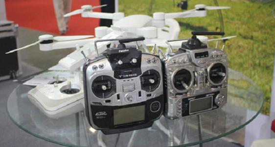 2020年中国无人机行业市场现状及竞争格局分析