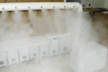 声波加湿器出雾口