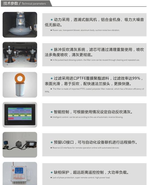 粉尘打磨吸尘器,粉尘打磨除尘器,粉尘打磨收集器示例图16