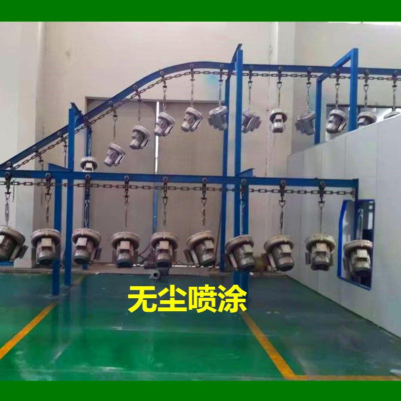 厂家直销 YX-83D-1高压旋涡气泵 4KW漩涡式高压气泵示例图8