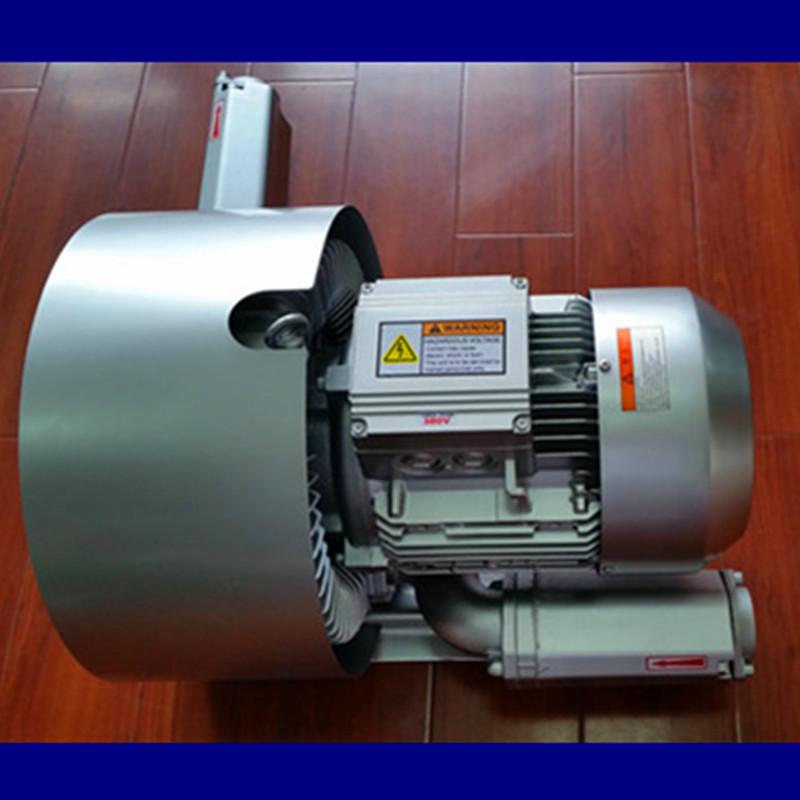 污水处理双段 双级高压风机 曝气用风机 化工废水曝气漩涡气泵示例图5