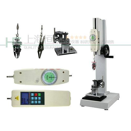 手动扣子拉力测量仪图片 可配置SGHF数显推拉力计