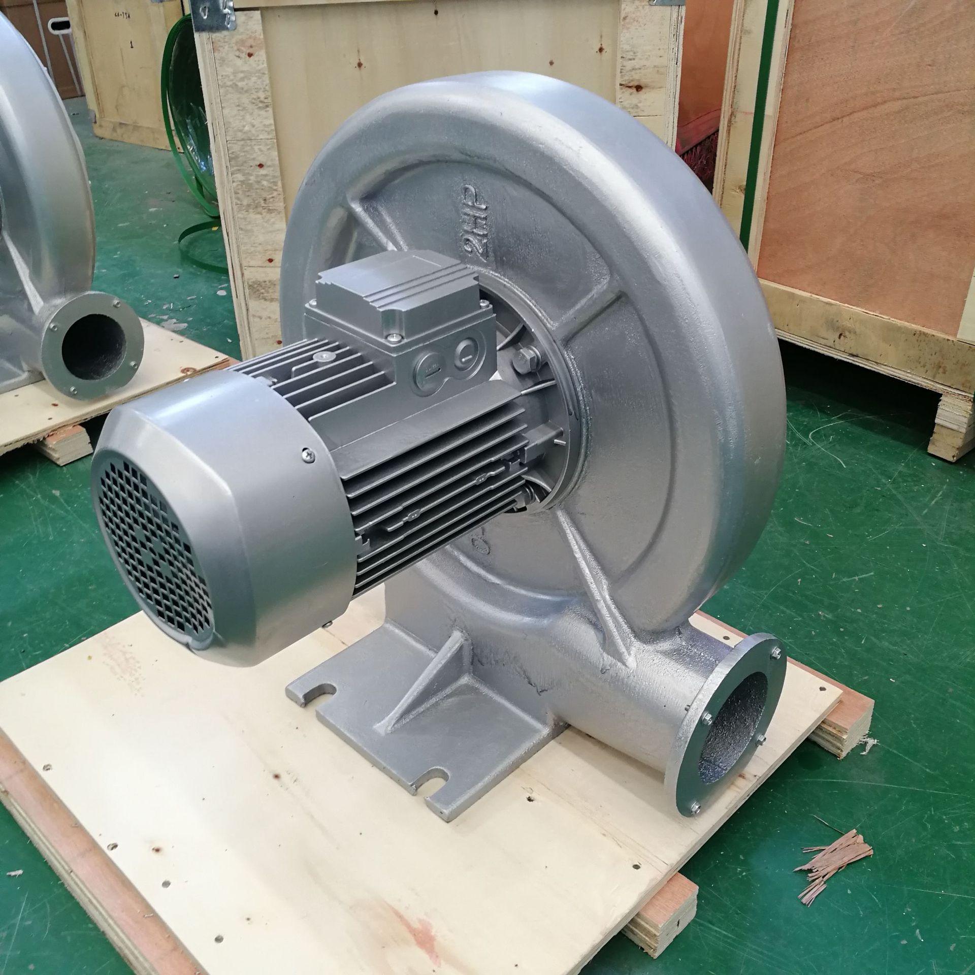 CX-100  1.5KW全风透浦式中压风机 气体输送送风中压鼓风机示例图19