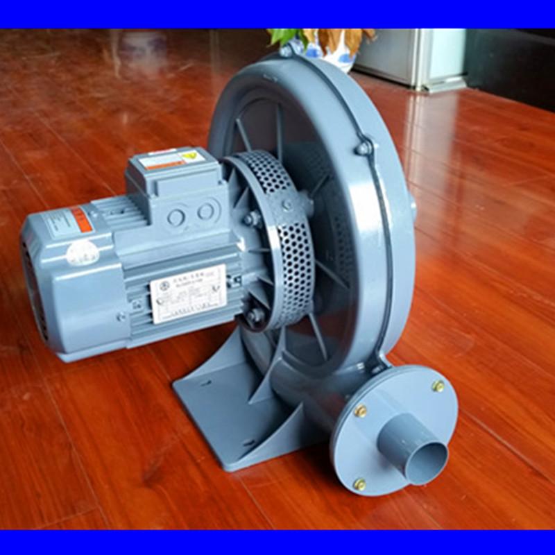 上海全风CX-75H鼓风机/集尘机 功率0.75KW 耐高温中压鼓风机示例图3