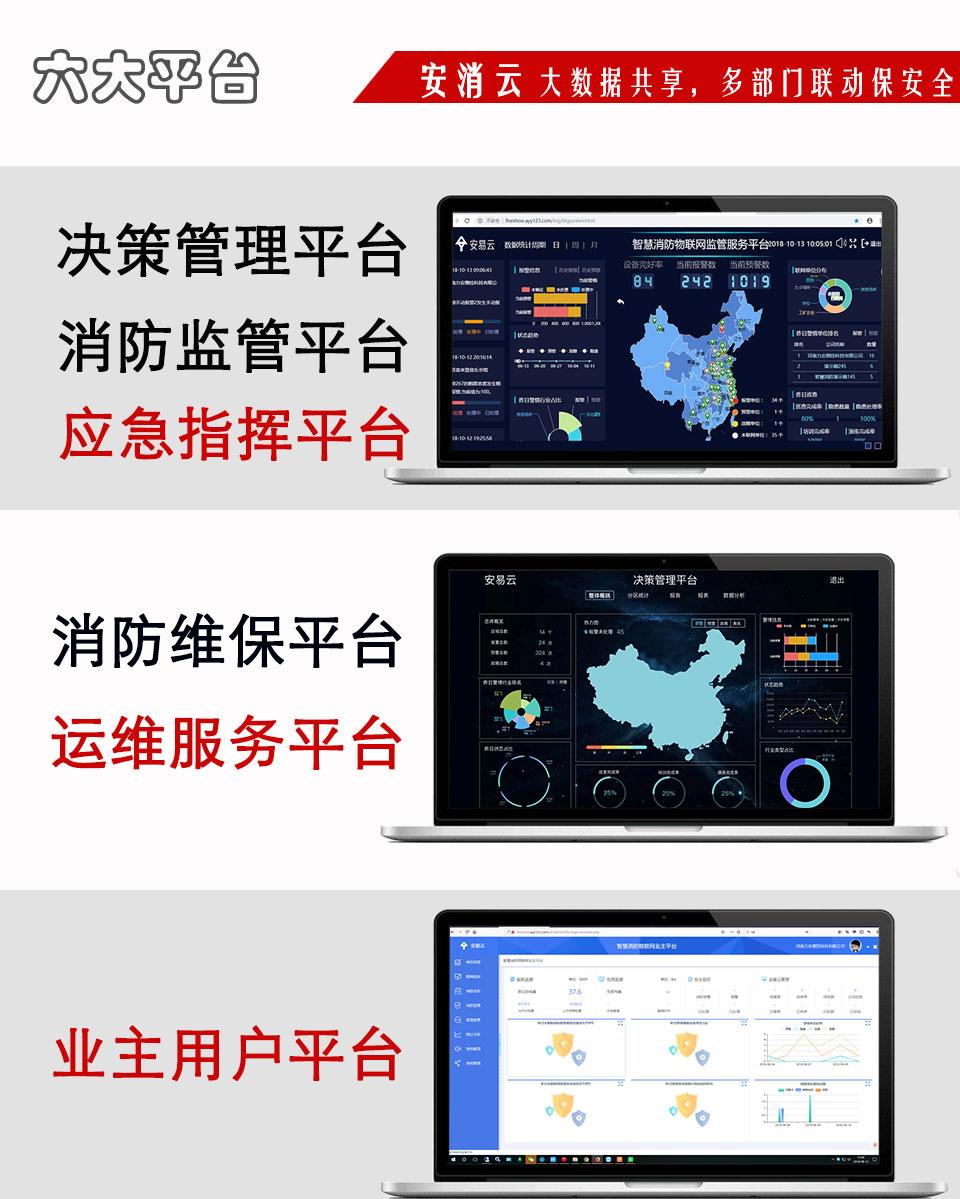 河北智慧消防物联网预警系统