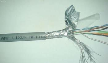 屏蔽双绞线RS485电缆