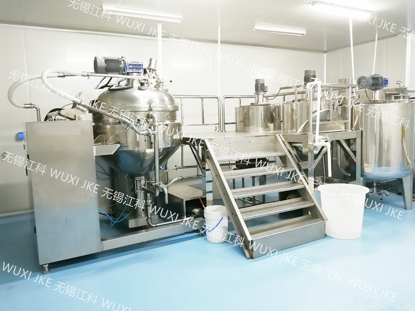 卡仕达酱乳化机均质型