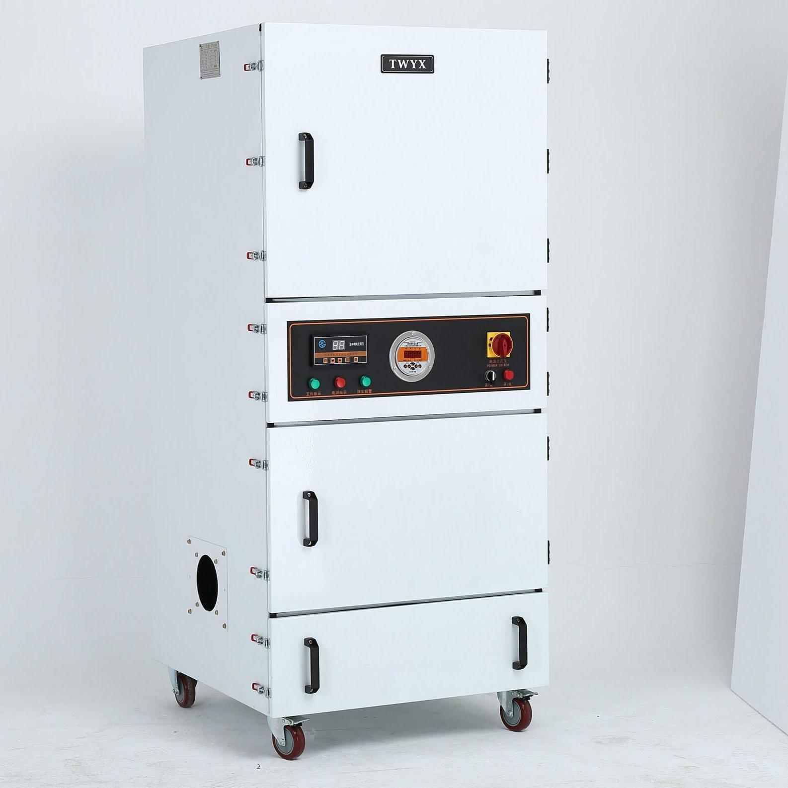 非标定制 磨床吸尘器CW-220S  功率2.2kw磨床金属粉末工业磨床吸尘器 工业吸尘器