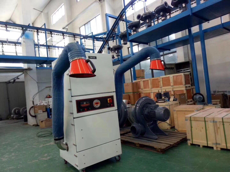 非标定制 磨床吸尘器CW-220S  功率2.2kw磨床金属粉末工业磨床吸尘器 工业吸尘器示例图11