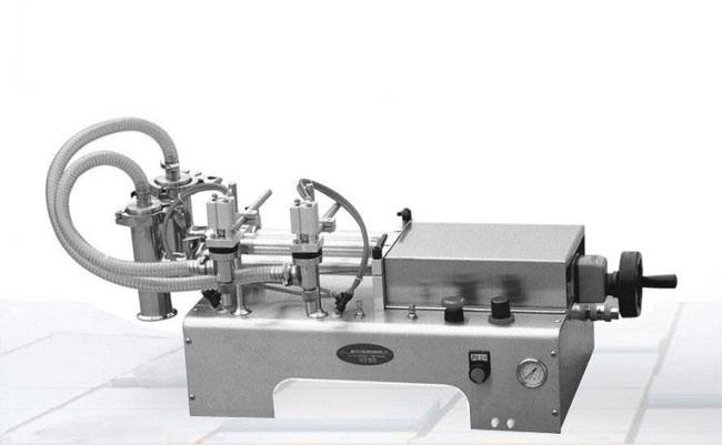 家用装消毒液灌装机