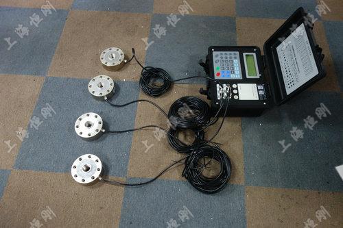 多通道记录曲线的推力计图片